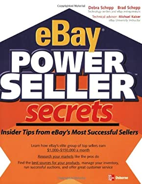 Ebay Powerseller Secrets 9780072258691