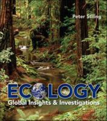 Ecology: Global Insights and Investigations 9780073532479