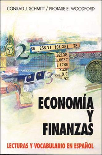 Economia y Finanzas: Lecturas y Vocabulario En Espa?ol (Economics and Finance) 9780070568242