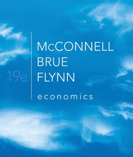 Economics: Principles, Problems, and Policies 9780073511443
