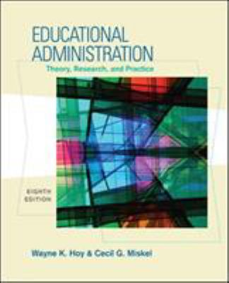 Educational Administration: Theory, Research, and Practice 9780073403748