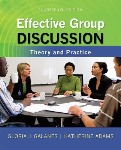 Effective Group Discussion Galanes 70