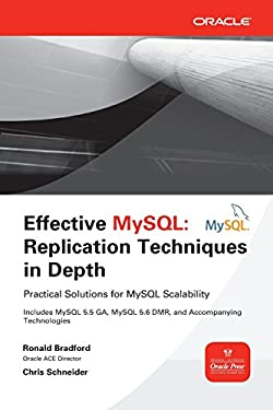 Effective MySQL Replication Techniques in Depth 9780071791861