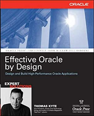 Effective Oracle by Design 9780072230659