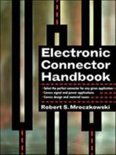 Electric Connector Handbook: Technology and Applications
