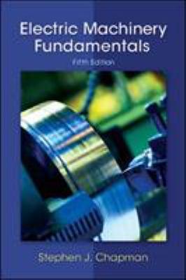 Electric Machinery Fundamentals Chapman 4th edition pdf free download