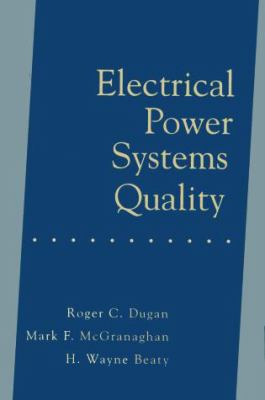Electrical Power Systems Quality 9780070180314