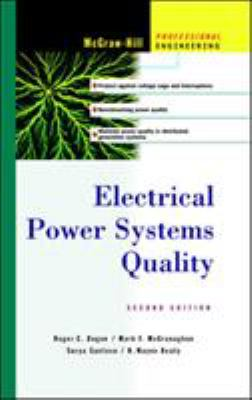 Electrical Power Systems Quality 9780071386227