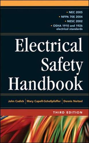 Electrical Safety Handbook 9780071457729