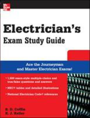 Electrician's Exam Study Guide 9780071489300