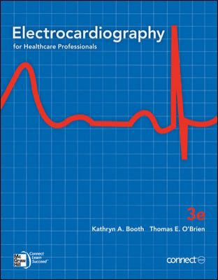 Electrocardiography for Healthcare Professionals 9780077485276