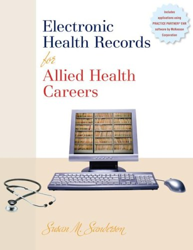 Electronic Health Records for Allied Health Careers 9780073309781