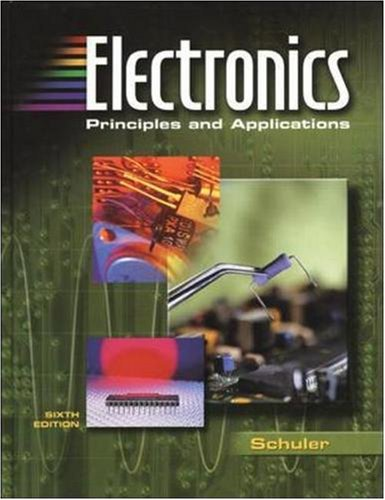 Electronics: Principles and Applications [With CDROM] 9780078309779