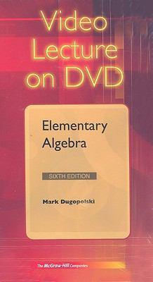 Elementary Algebra 9780073206127