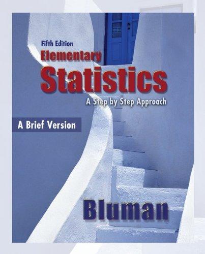 Elementary Statistics by Mario F. Triola (2012, Hardcover, 12th Edition)