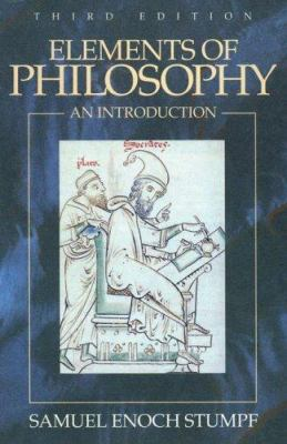 Elements of Philosophy: An Introduction 9780070624689