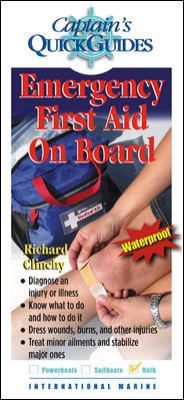 Emergency First Aid on Board 9780071473934