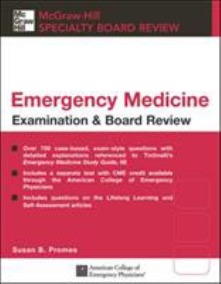 Emergency Medicine Examination & Board Review 9780071440516