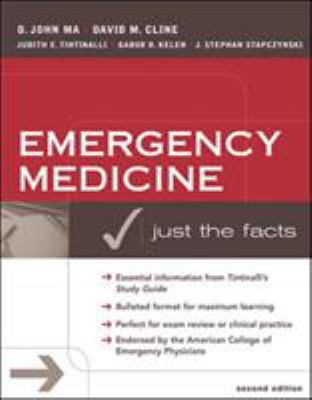 Emergency Medicine: Just the Facts, Second Edition 9780071410243