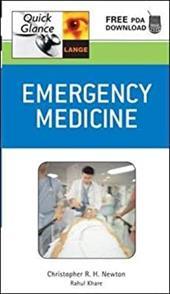 Emergency Medicine [With Free PDA Download]