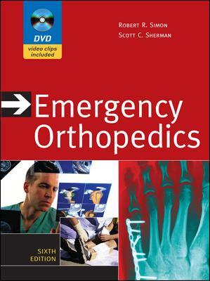 Emergency Orthopedics [With DVD] 9780071625944