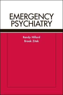 Emergency Psychiatry 9780071415057