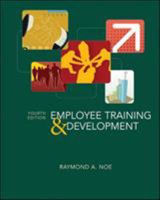Employee Training & Development 9780073404905