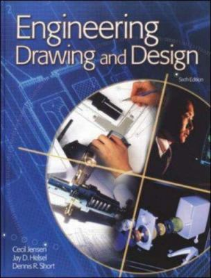 Engineering Drawing and Design Student Edition 2002 9780078266119