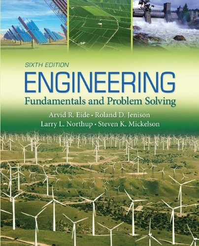 Engineering Fundamentals & Problem Solving 9780073534916