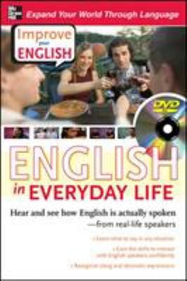 English in Everyday Life [With DVD] 9780071497176