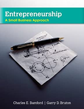 Entrepreneurship: A Small Business Approach 9780073403113