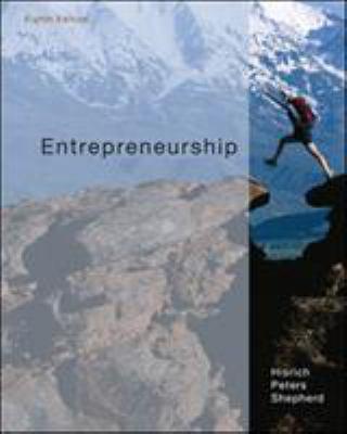 Entrepreneurship 9780073530321