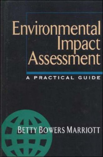 Environmental Impact Assessment: A Practical Guide 9780070404106