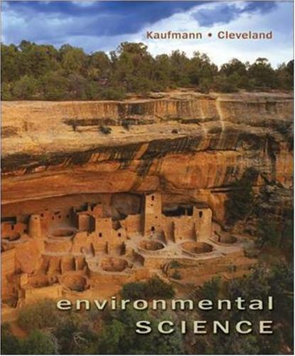 Environmental Science 9780073311869