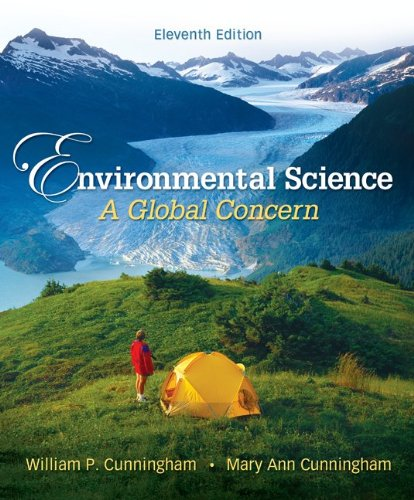 Environmental Science: A Global Concern 9780073383217