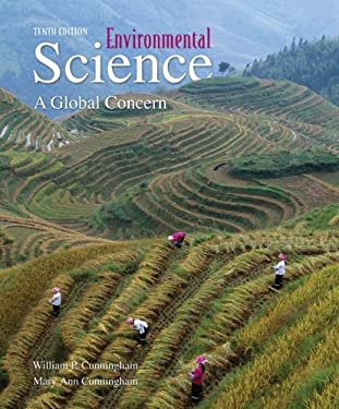 Environmental Science: A Global Concern 9780077221225