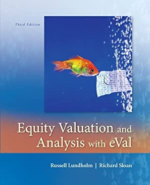 Equity Valuation and Analysis W/ Eval 9780073526898