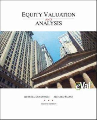 Equity Valuation and Analysis with eVal [With CDROM]