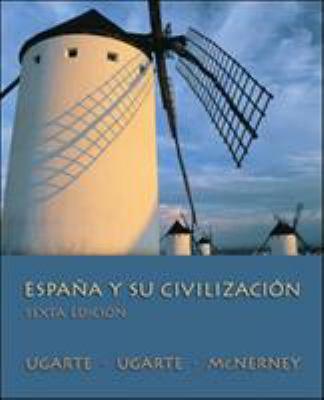 Espana y su Civilizacion 9780073385204