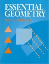 Essential Geometry