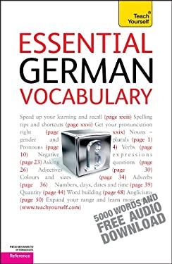 Essential German Vocabulary 9780071736831