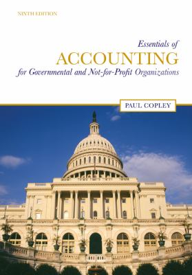 Essentials of Accounting for Governmental and Not-For-Profit Organizations 9780073379425