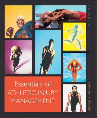 Essentials of Athletic Injury Management 9780072843712