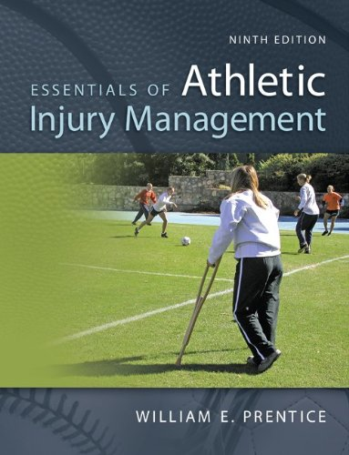 Essentials of Athletic Injury Management 9780078022616