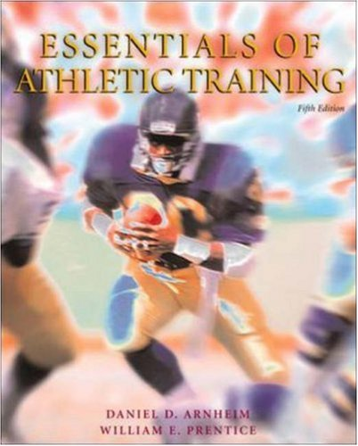Essentials of Athletic Training Hardcover Version with Dynamic Human 2.0 CD-ROM [With CDROM] 9780072488913
