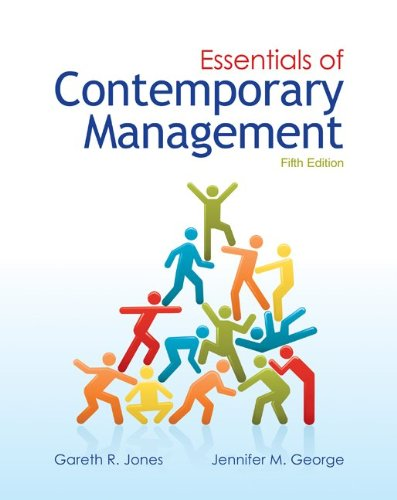 Essentials of Contemporary Management 9780078029349