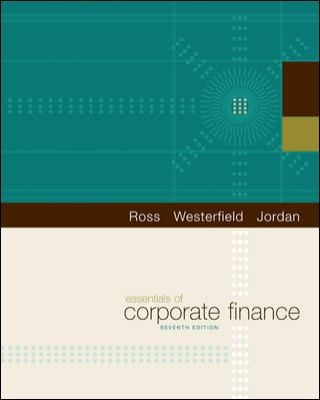 Essentials of Corporate Finance Package [With Access Code] 9780078011719