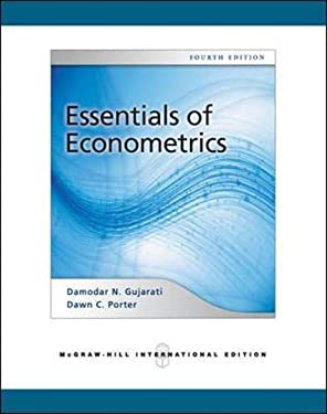 Essentials of Econometrics 9780071276078
