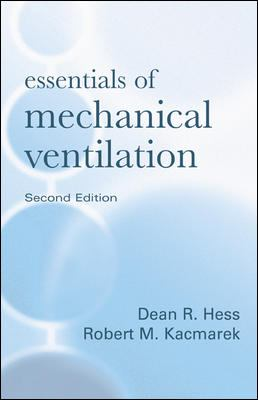 Essentials of Mechanical Ventilation 9780071352291