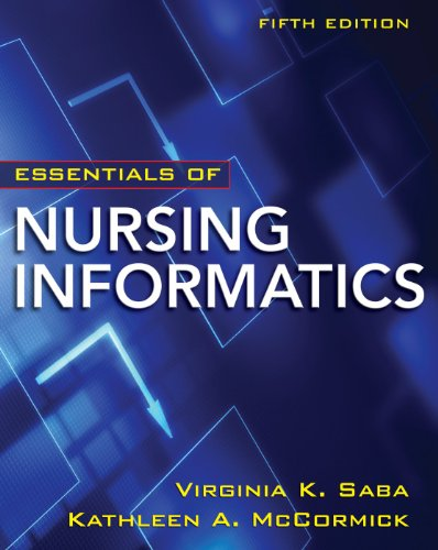 Essentials of Nursing Informatics 9780071743716